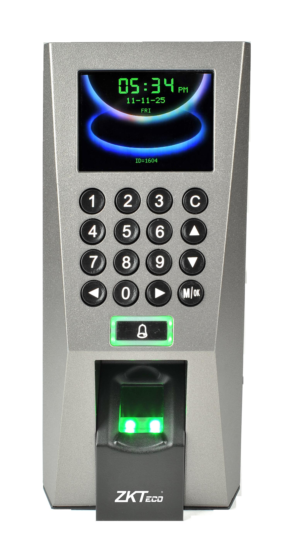F18 Fingerprint Standalone Access Control Zkteco