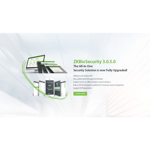 ZKBioSecurity3.0