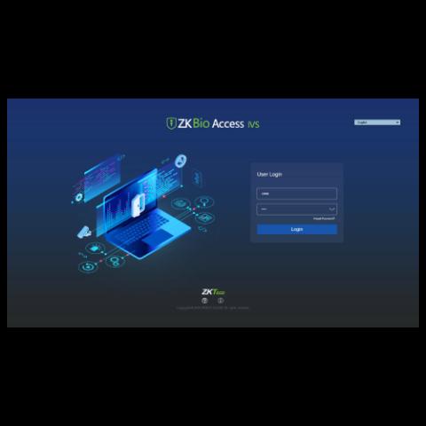 ZKBio-Access-IVS